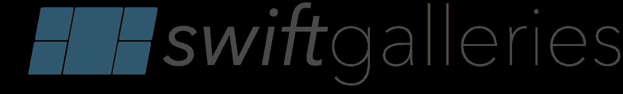 Swift Galleries Logo